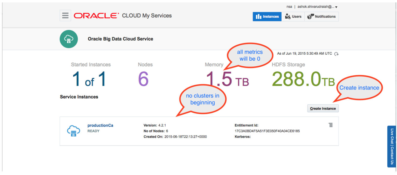 SQL Big Data Services Highlight New Oracle Cloud Offerings